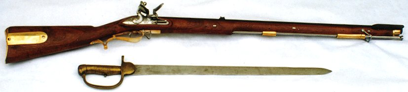 Image result for the Baker rifle